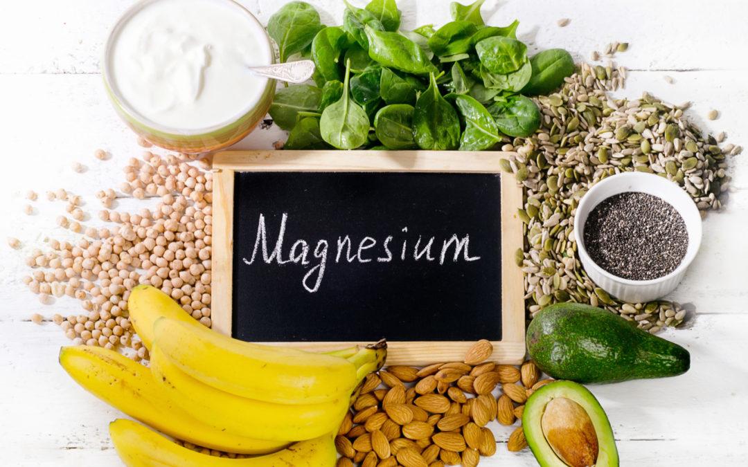 Magnesium, det viktige mineralet