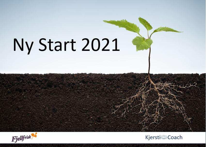 Ny start 2021